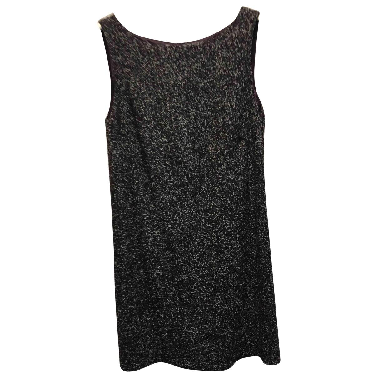 Escada \N Black Wool dress for Women 34 FR
