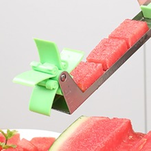 Windmill Design Watermelon Cutter