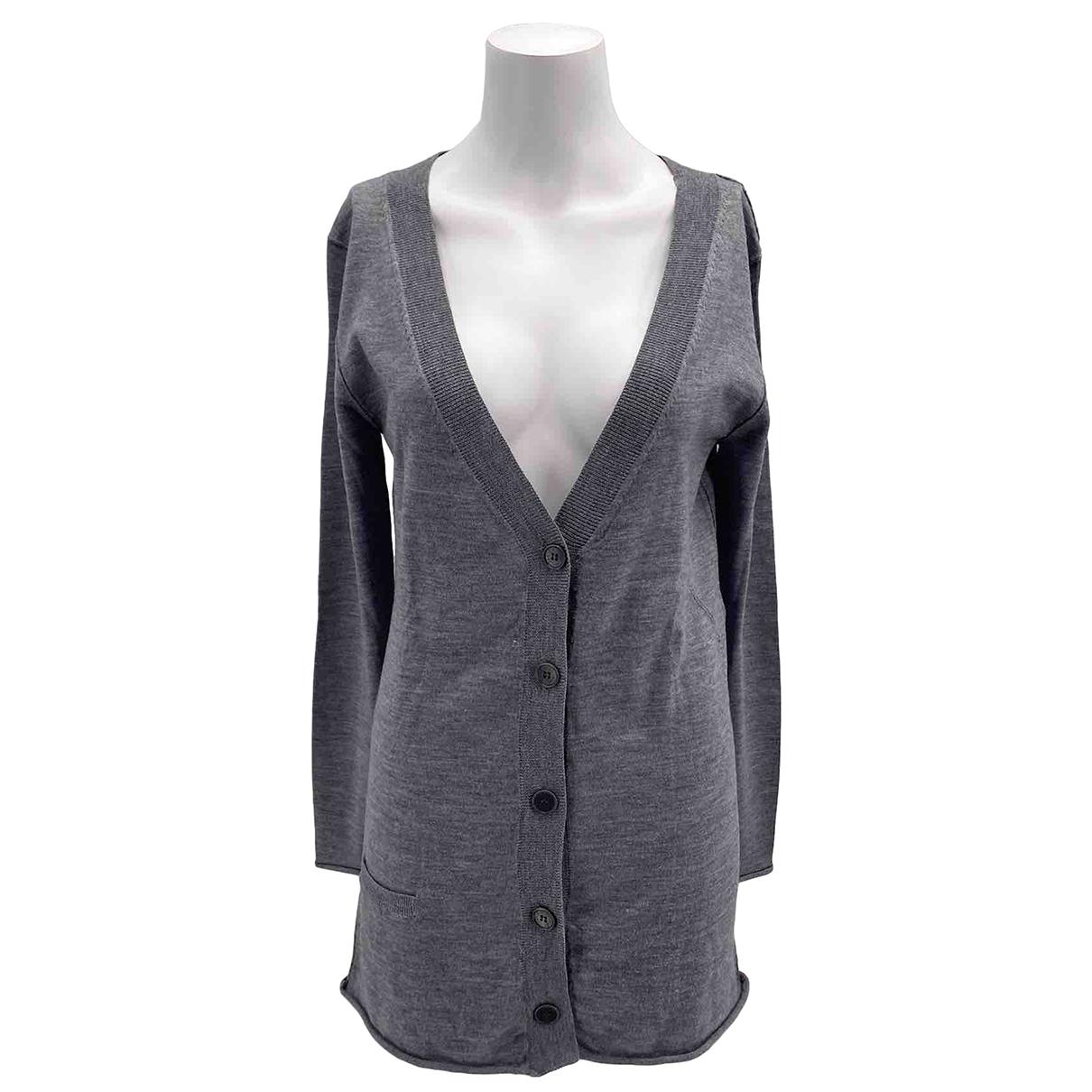 Zadig & Voltaire - Pull   pour femme en laine - gris