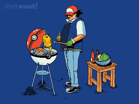 Poke Grill T Shirt