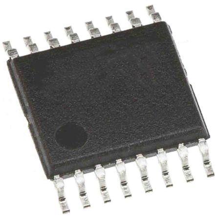 STMicroelectronics STP08DP05TTR, LED Display Driver, 3 → 5.5 V, 16-Pin TSSOP (2500)