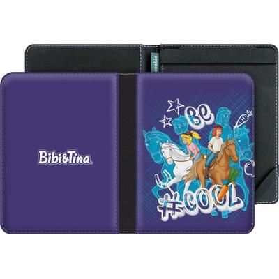 tolino vision 4 HD eBook Reader Huelle - Bibi und Tina Be Cool von Bibi & Tina