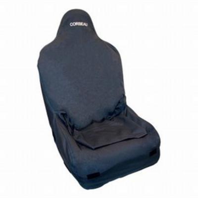 Corbeau Fixed-Back Seat Saver (Black) - TR6701F