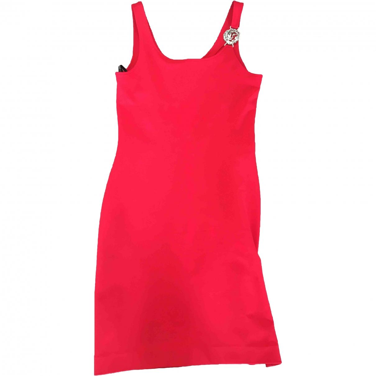 Versus \N Kleid in  Rot Viskose