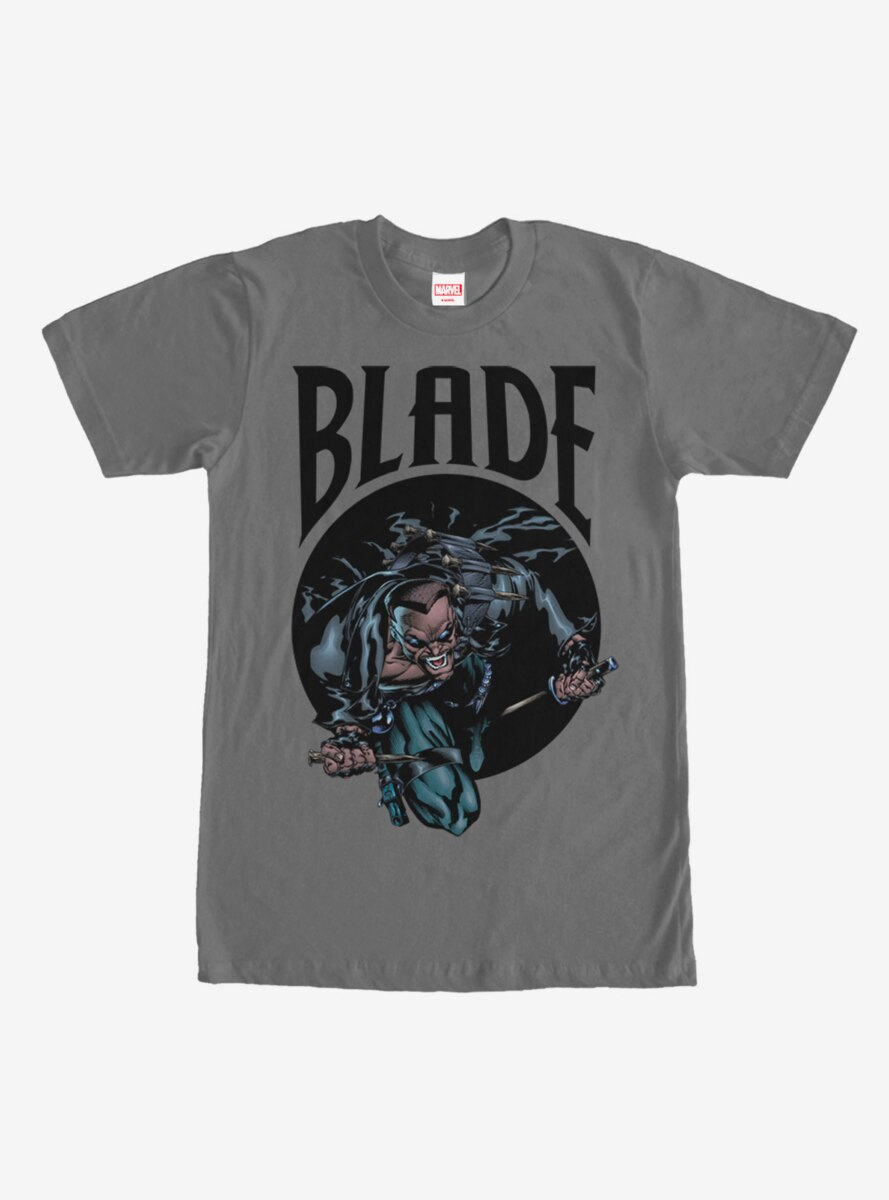 Marvel Blade Vampire Hunter T-Shirt