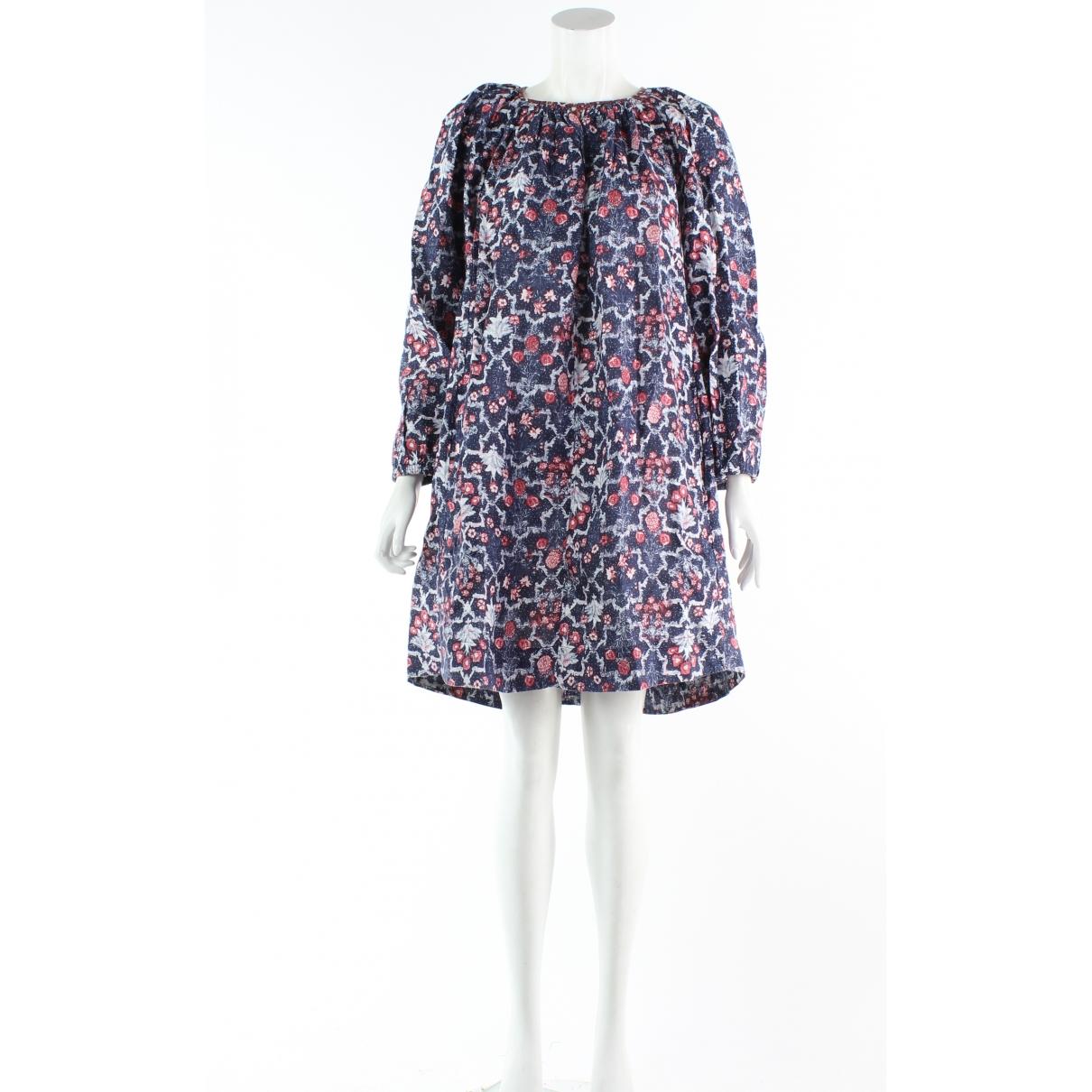 Isabel Marant Etoile - Robe   pour femme en lin - orange