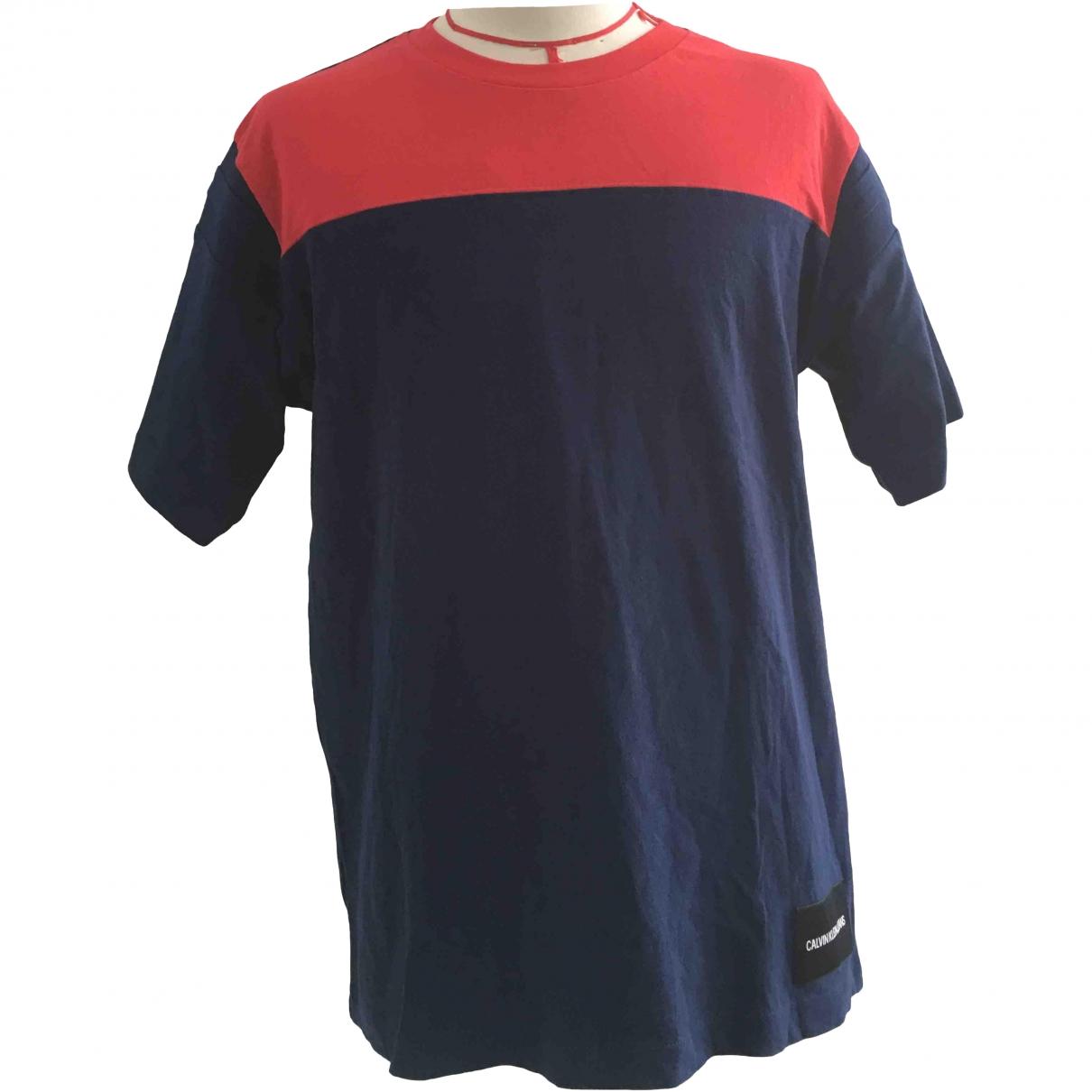 Calvin Klein \N T-Shirts in  Bunt Baumwolle