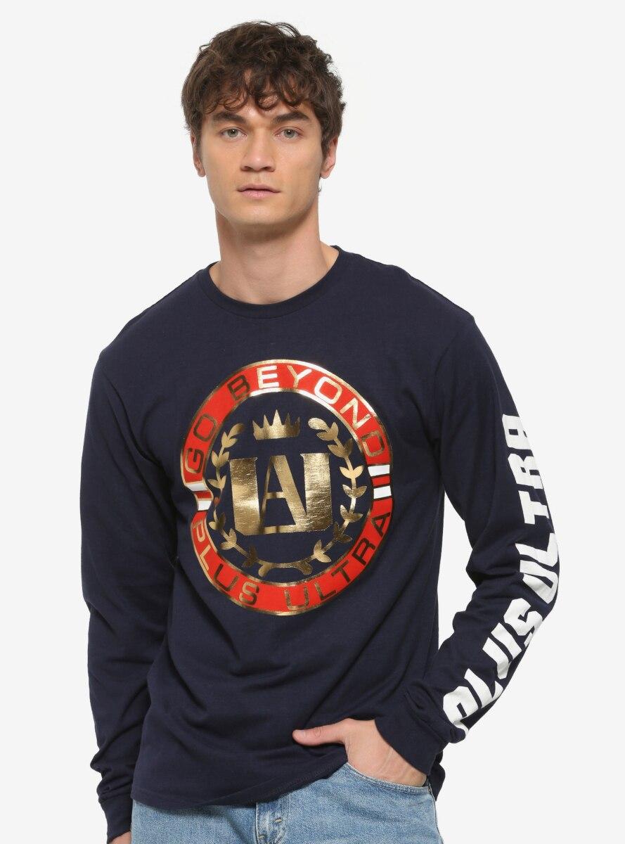 My Hero Academia Go Beyond Long Sleeve T-Shirt - BoxLunch Exclusive