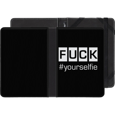 Amazon Kindle Paperwhite 3G eBook Reader Huelle - Fck Yourselfie von Statements