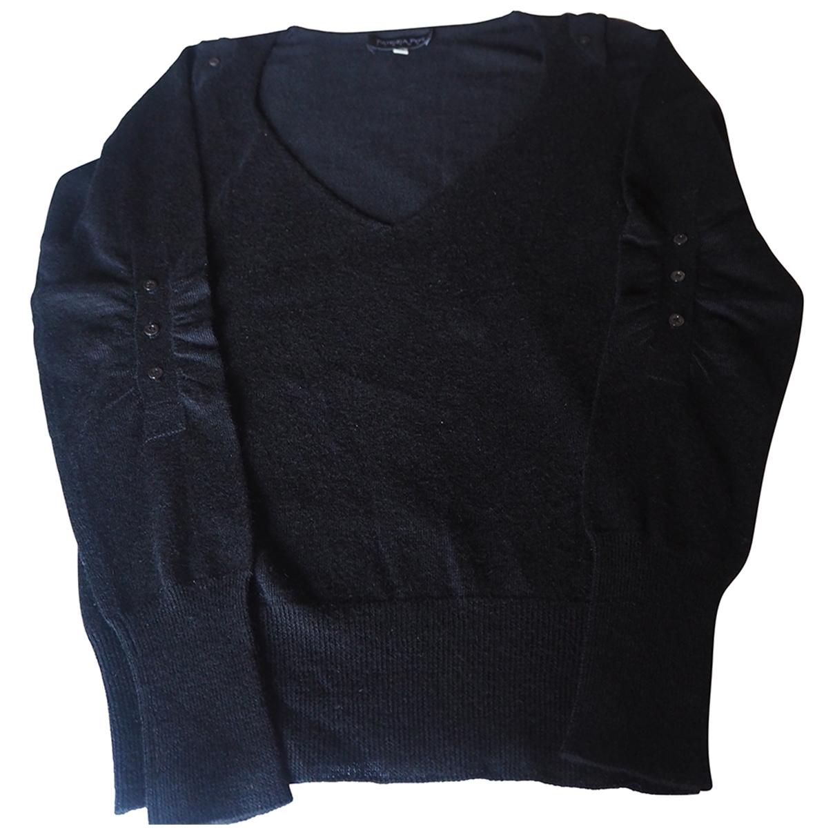 Patrizia Pepe \N Black Cashmere Knitwear for Women 42 IT