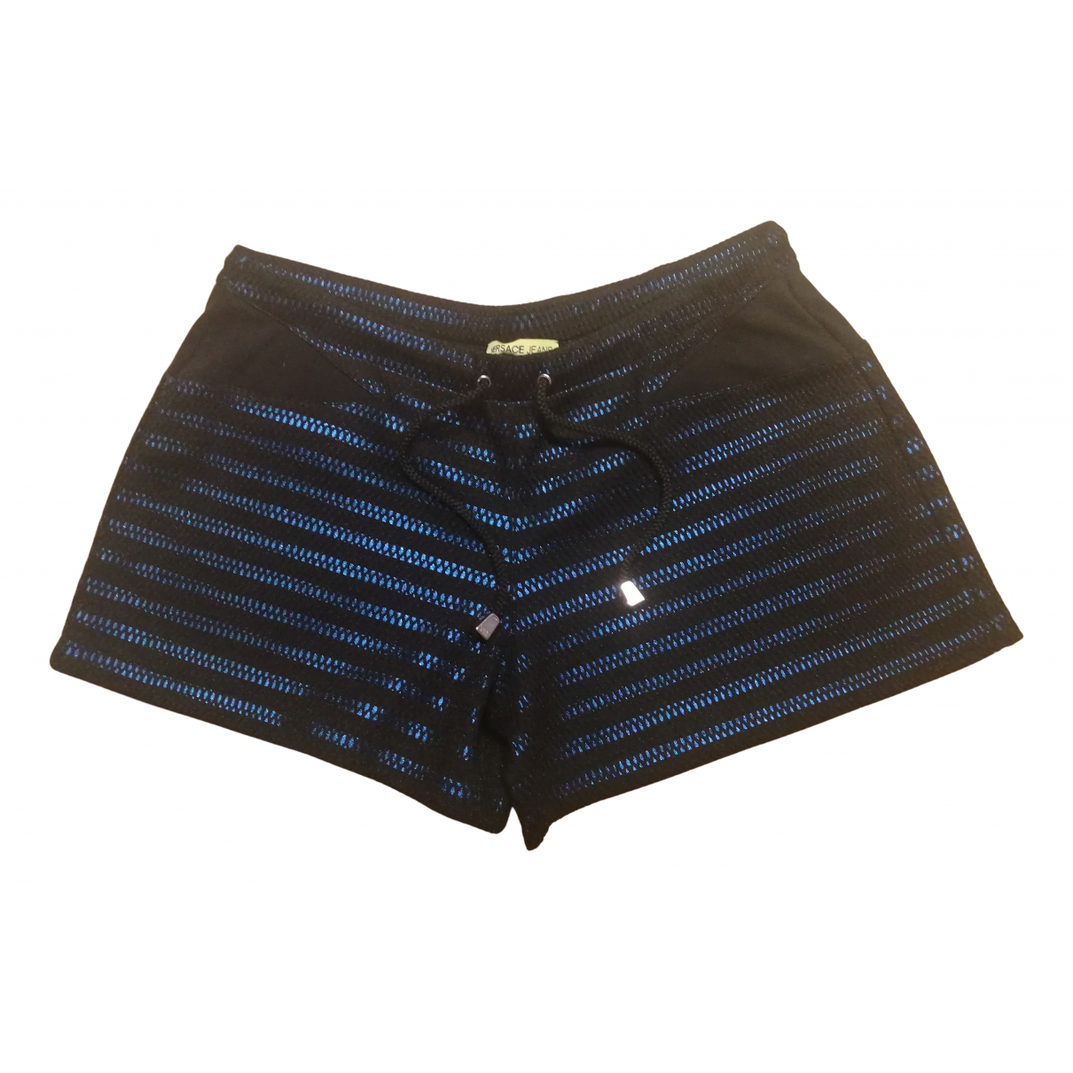 Versace Jeans N Black Shorts for Women XS International