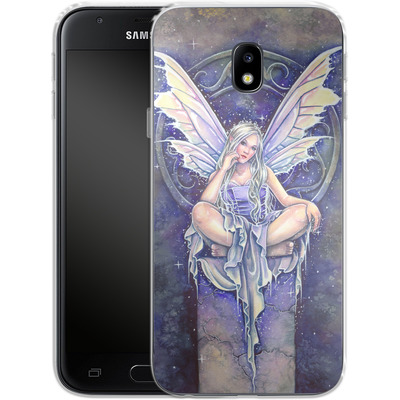 Samsung Galaxy J3 (2017) Silikon Handyhuelle - Shimmer von Selina Fenech