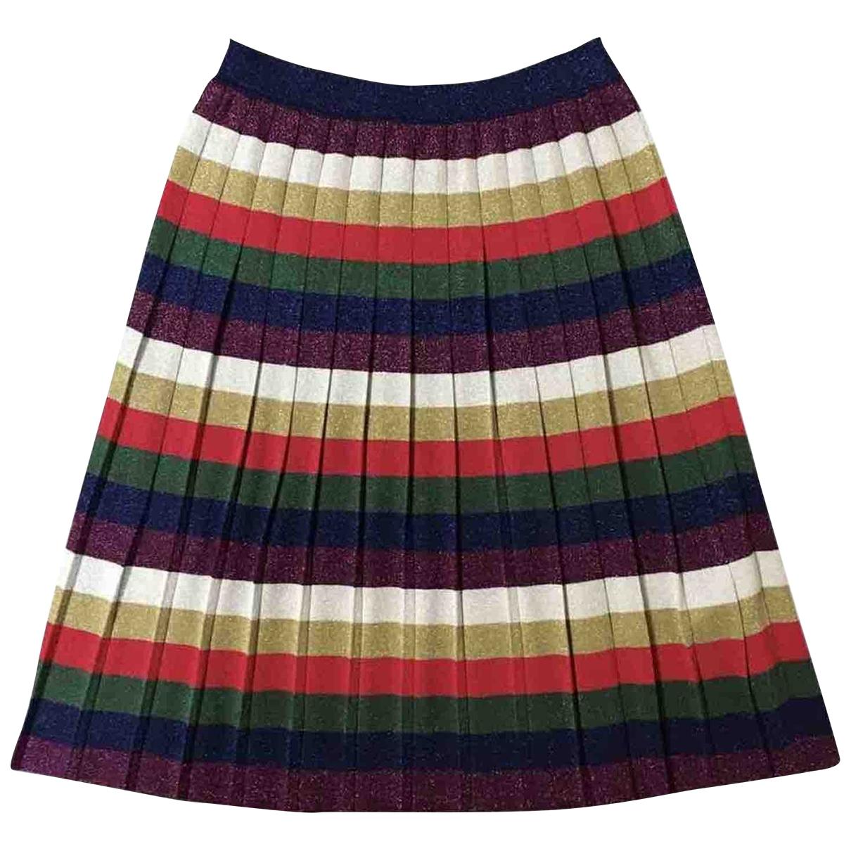 Gucci \N Multicolour skirt for Women S International
