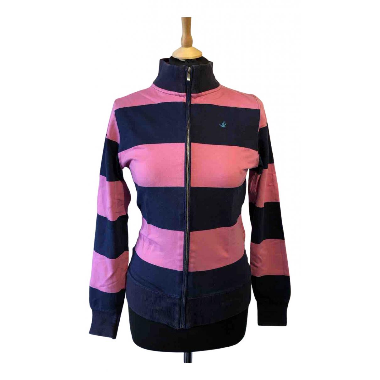 Brooksfield - Pull   pour femme en coton - rose