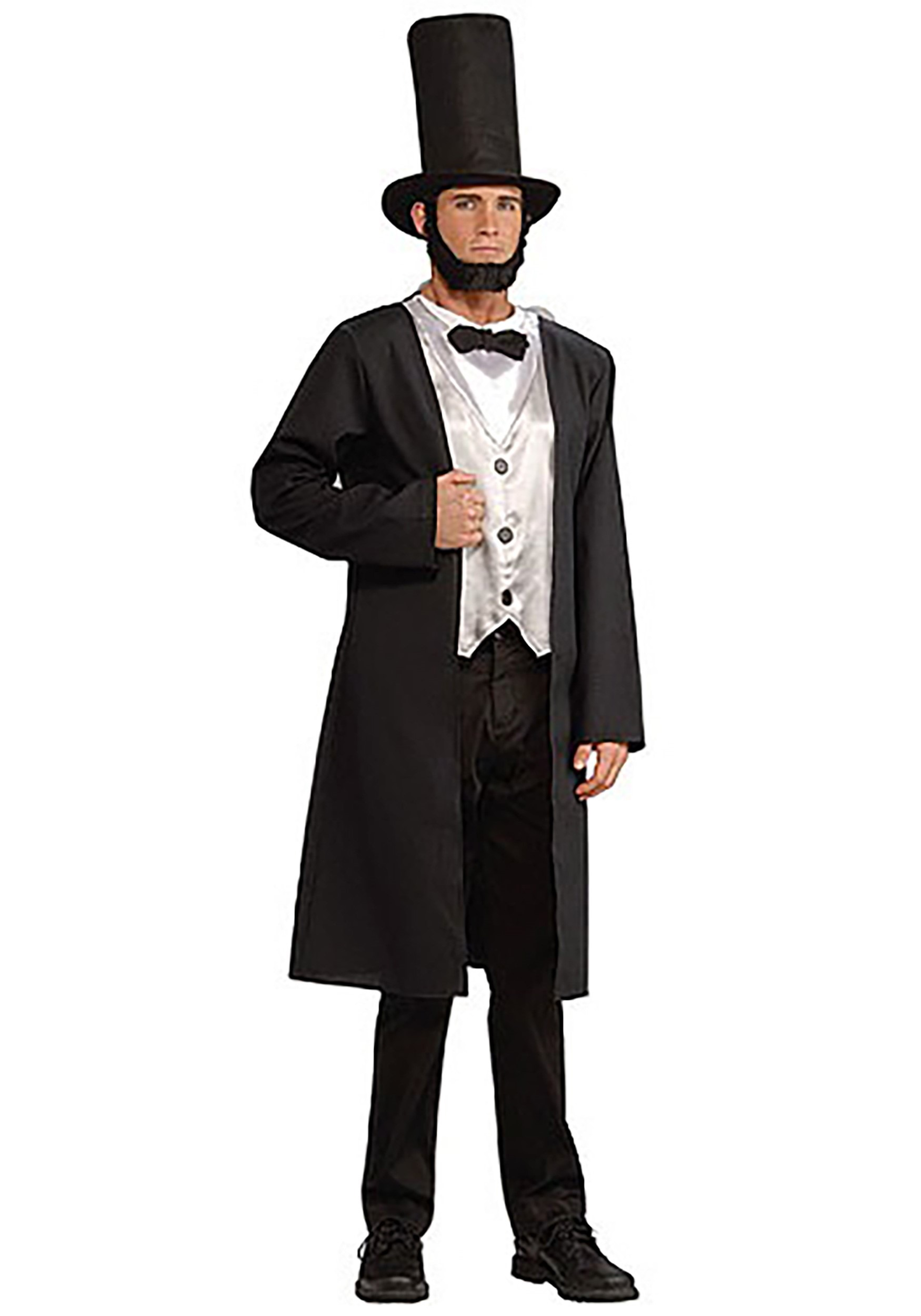 Abe Lincoln Costume for Men