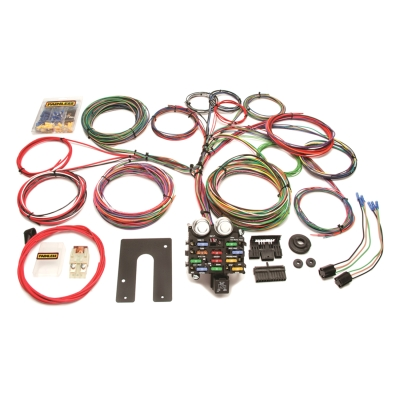 Painless Wiring 21 Circuit Universal Pick-Up Truck Harness Assembly - 10104