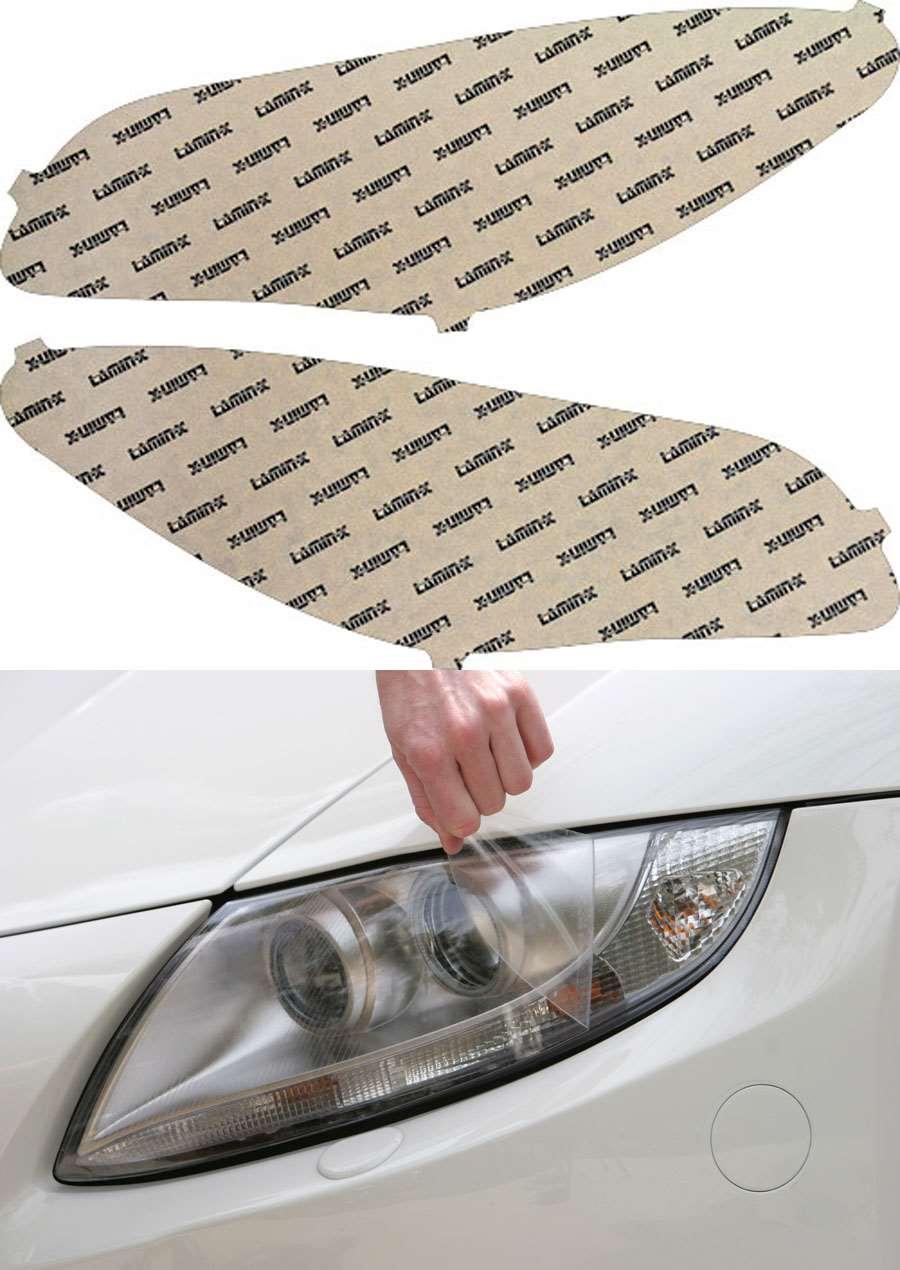 BMW M5 12-16 Clear Headlight Covers Lamin-X B043CL