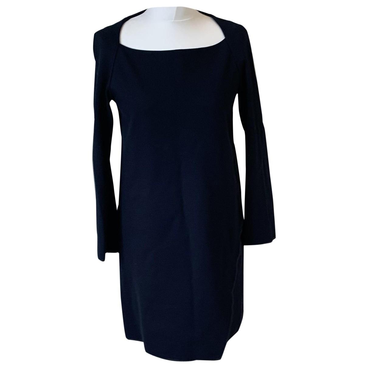 Cos \N Kleid in  Marine Baumwolle - Elasthan