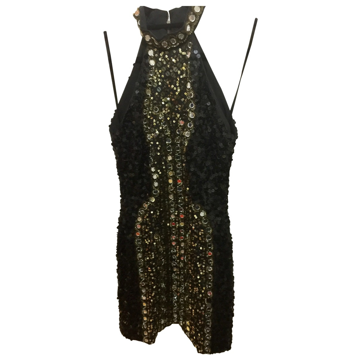 French Connection - Robe   pour femme - noir