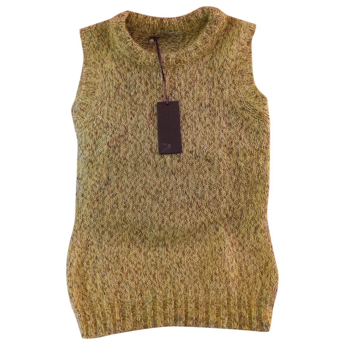 Ermanno Scervino - Pull   pour femme en laine - multicolore
