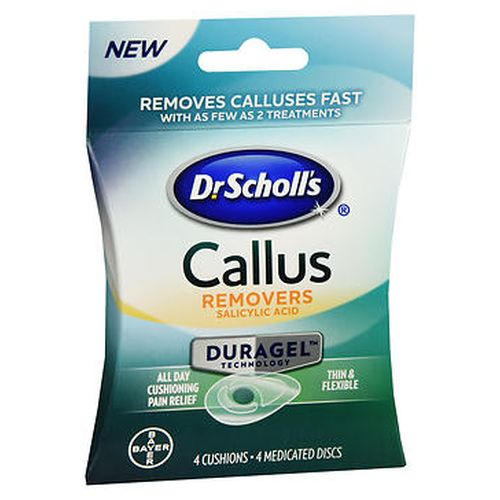 Dr. Scholls Callus Removers 4 Each by Bayer