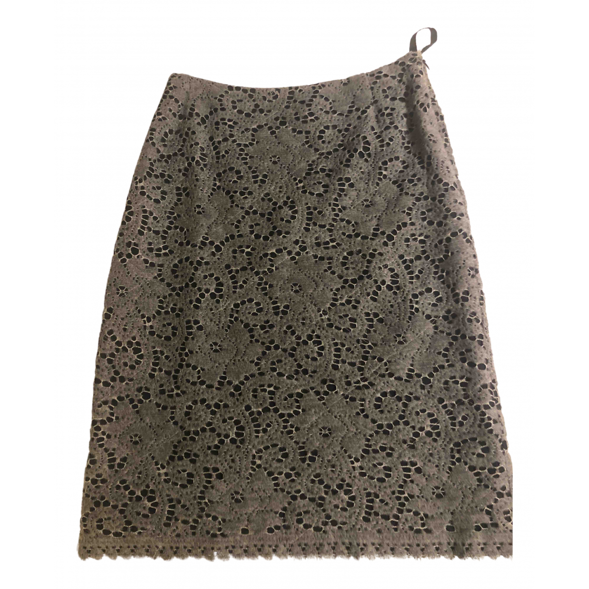 Anna Sui \N Rocke in  Grau Polyester