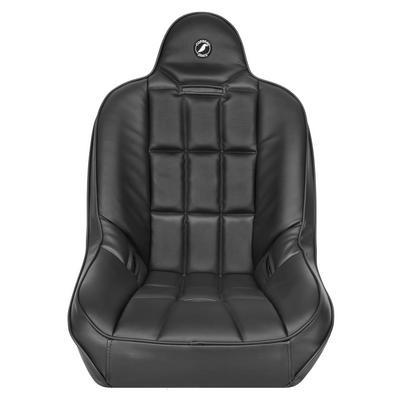 Corbeau Baja SS Fixed-Back Seat (Black Vinyl) - 65401S