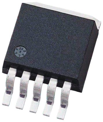 ON Semiconductor NCP5662DS33R4G, LDO Regulator, 2A, 3.3 V 5-Pin, D2PAK (5)