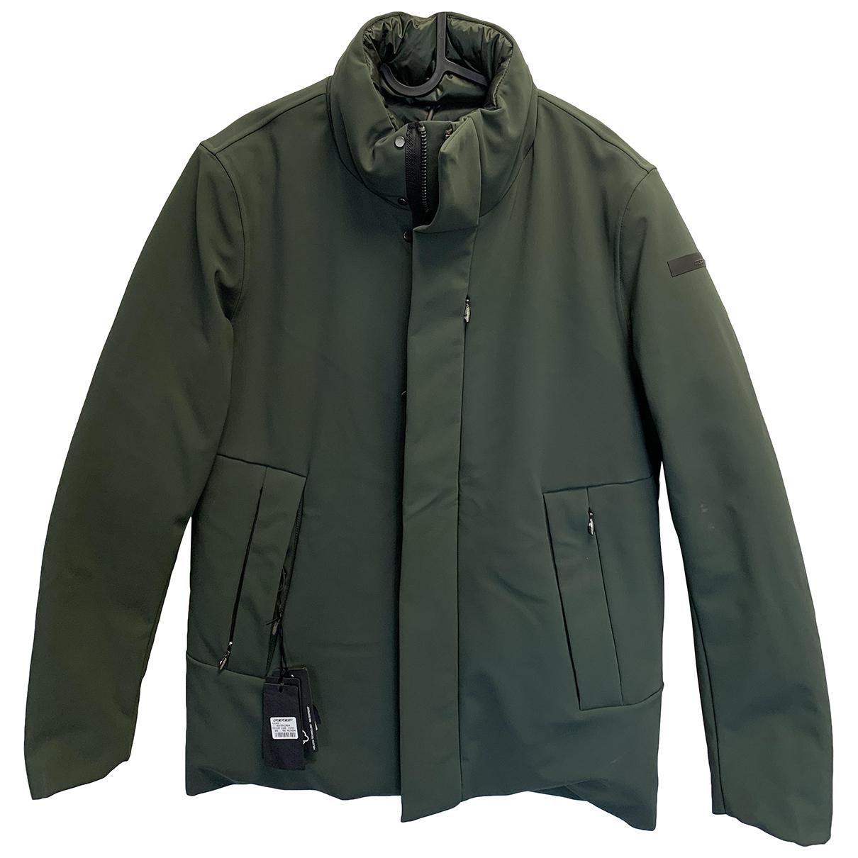 Autre Marque N Green coat  for Men 50 IT