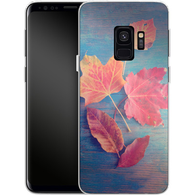 Samsung Galaxy S9 Silikon Handyhuelle - The Colors Of Autumn von Joy StClaire