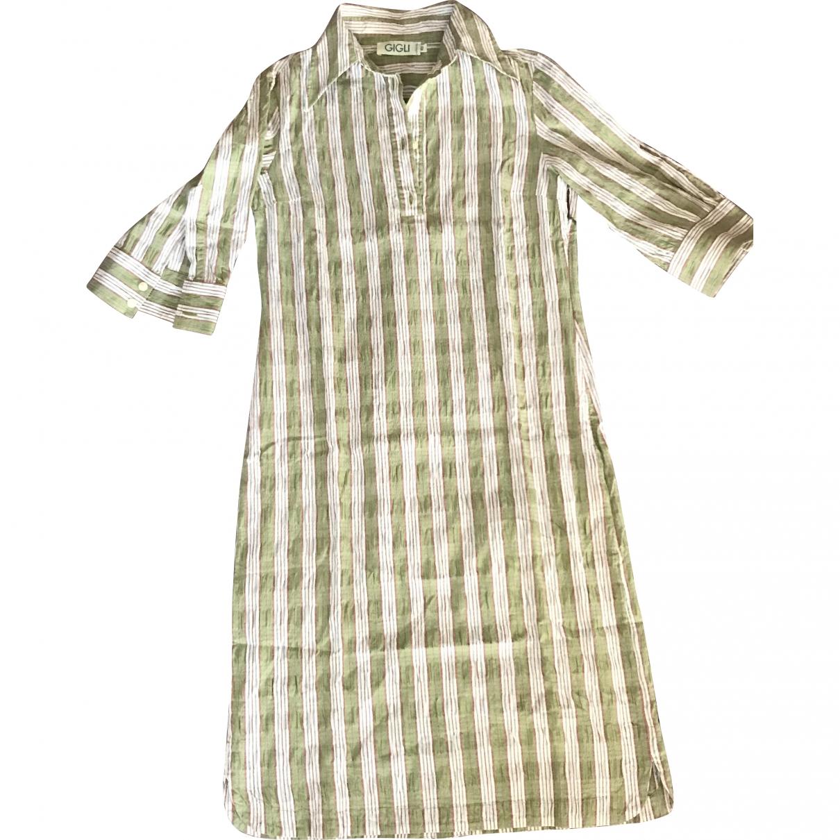 Romeo Gigli \N Kleid in Baumwolle