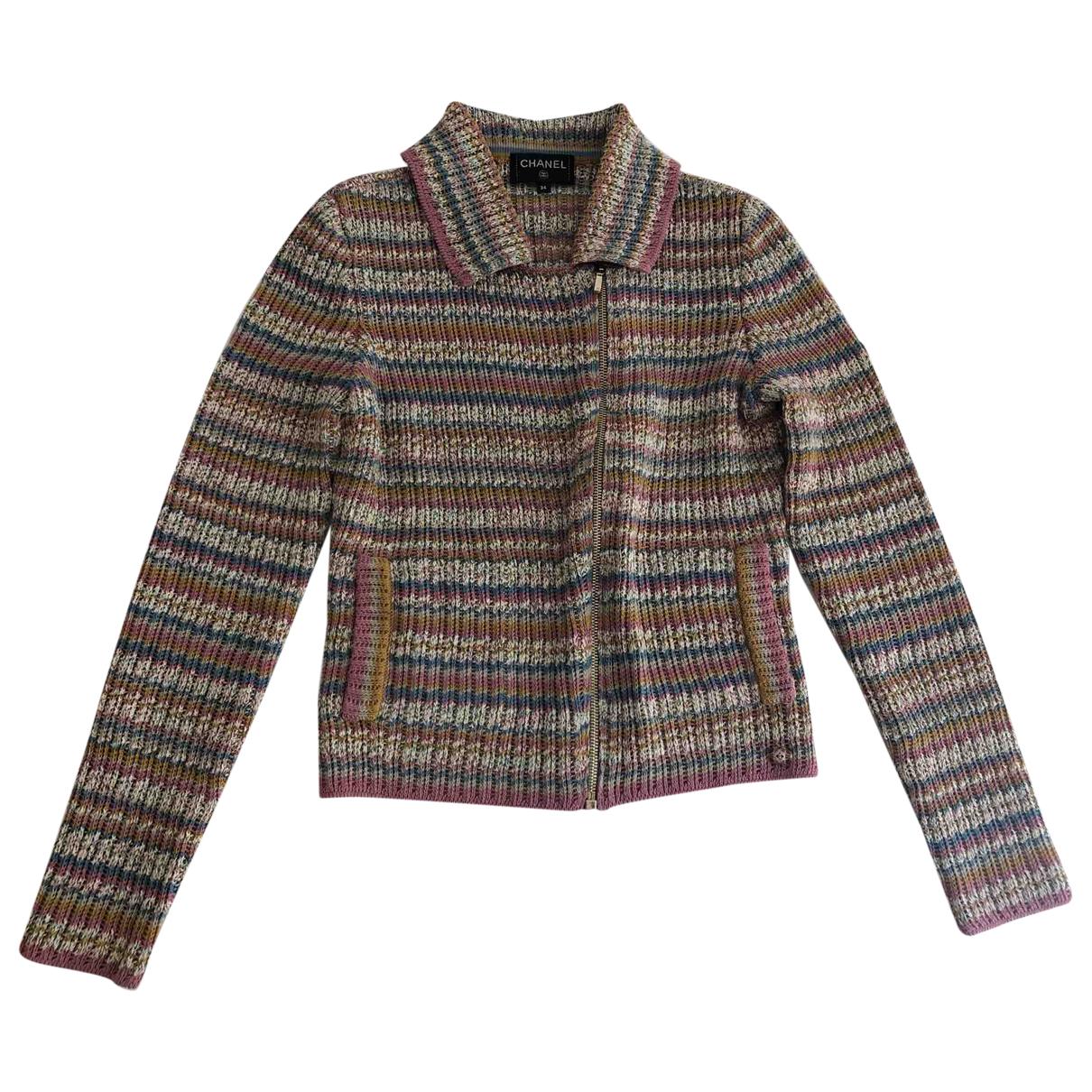 Chanel \N Multicolour Cotton jacket for Women 34 FR