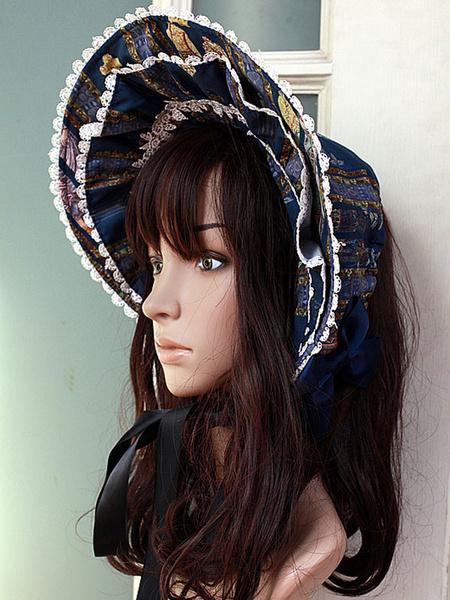 Milanoo Exclusive Printed Lolita Hat