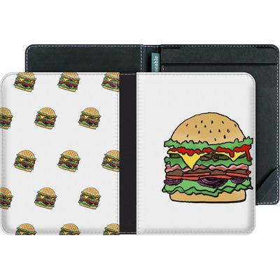 tolino vision 4 HD eBook Reader Huelle - Burger  von caseable Designs