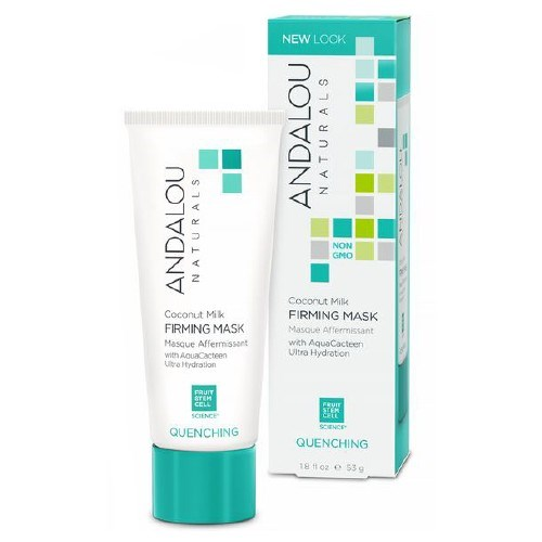Coconut Milk Firming Mask 1.8 Oz by Andalou Naturals