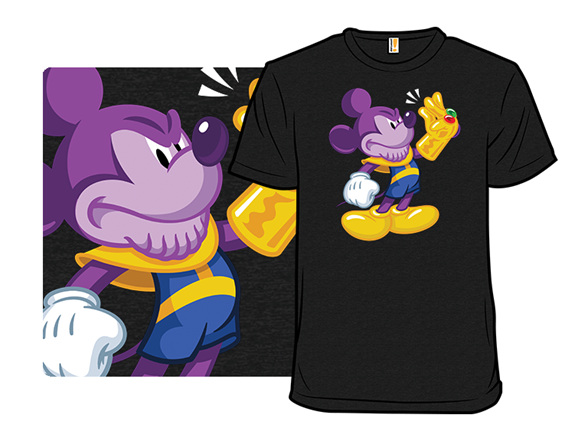 The Mad Mouse T Shirt