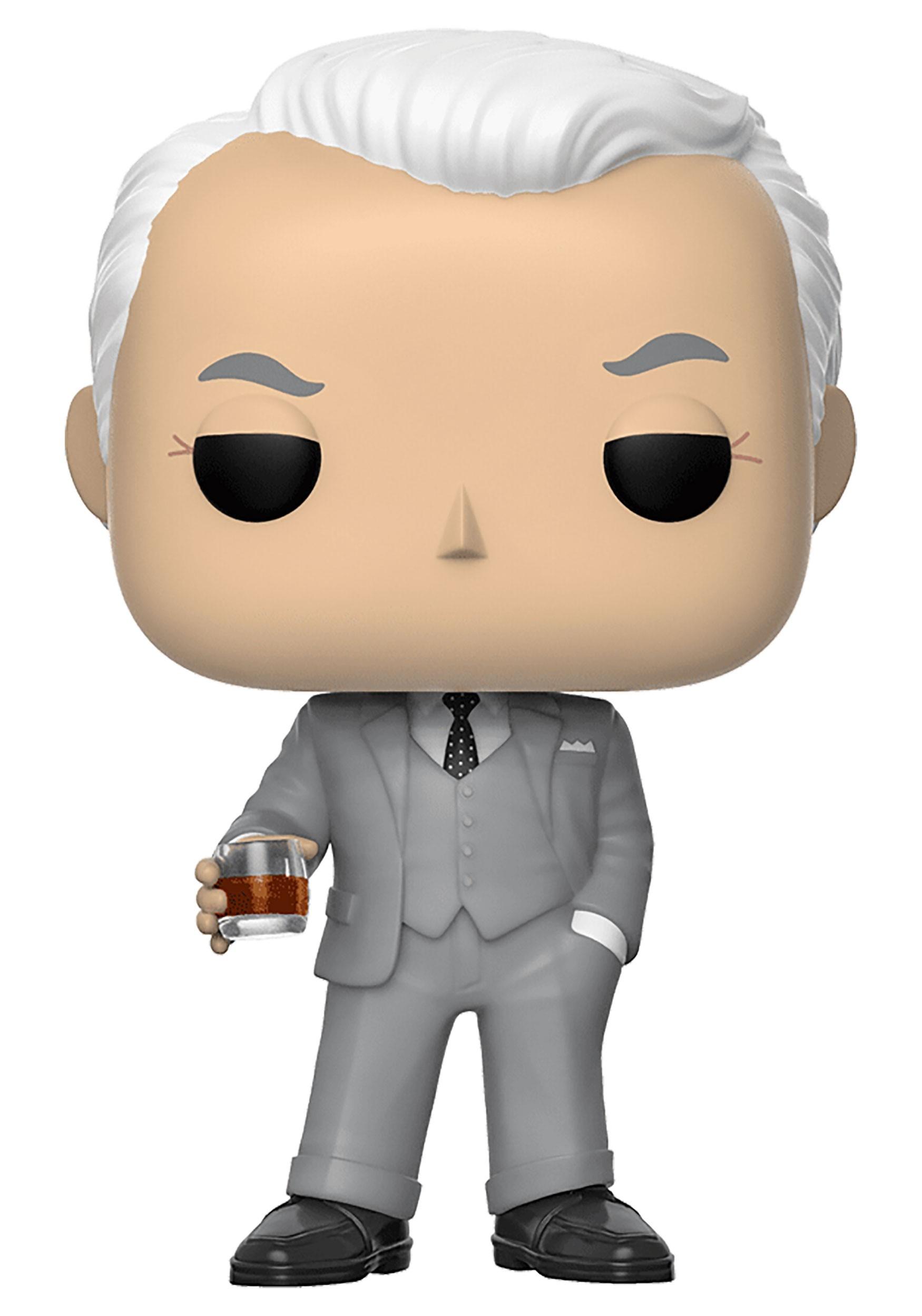 Mad Men- Roger Pop! TV