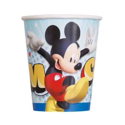 Mickey Mouse 8 9 oz. Cups Pour la fête d'anniversaire