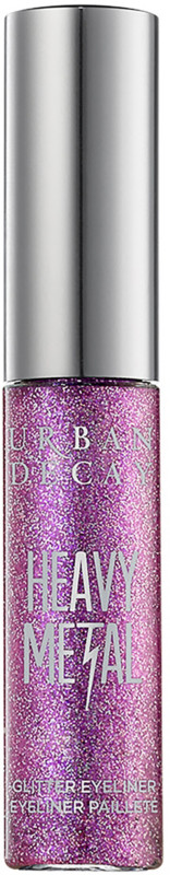Heavy Metal - Glitter Eyeliner - Studio (light purple micro-sparkle w/ lilac holographic glitter)