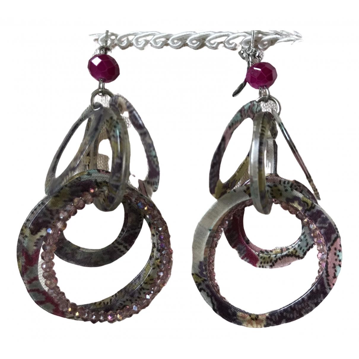 Etro \N Multicolour Earrings for Women \N