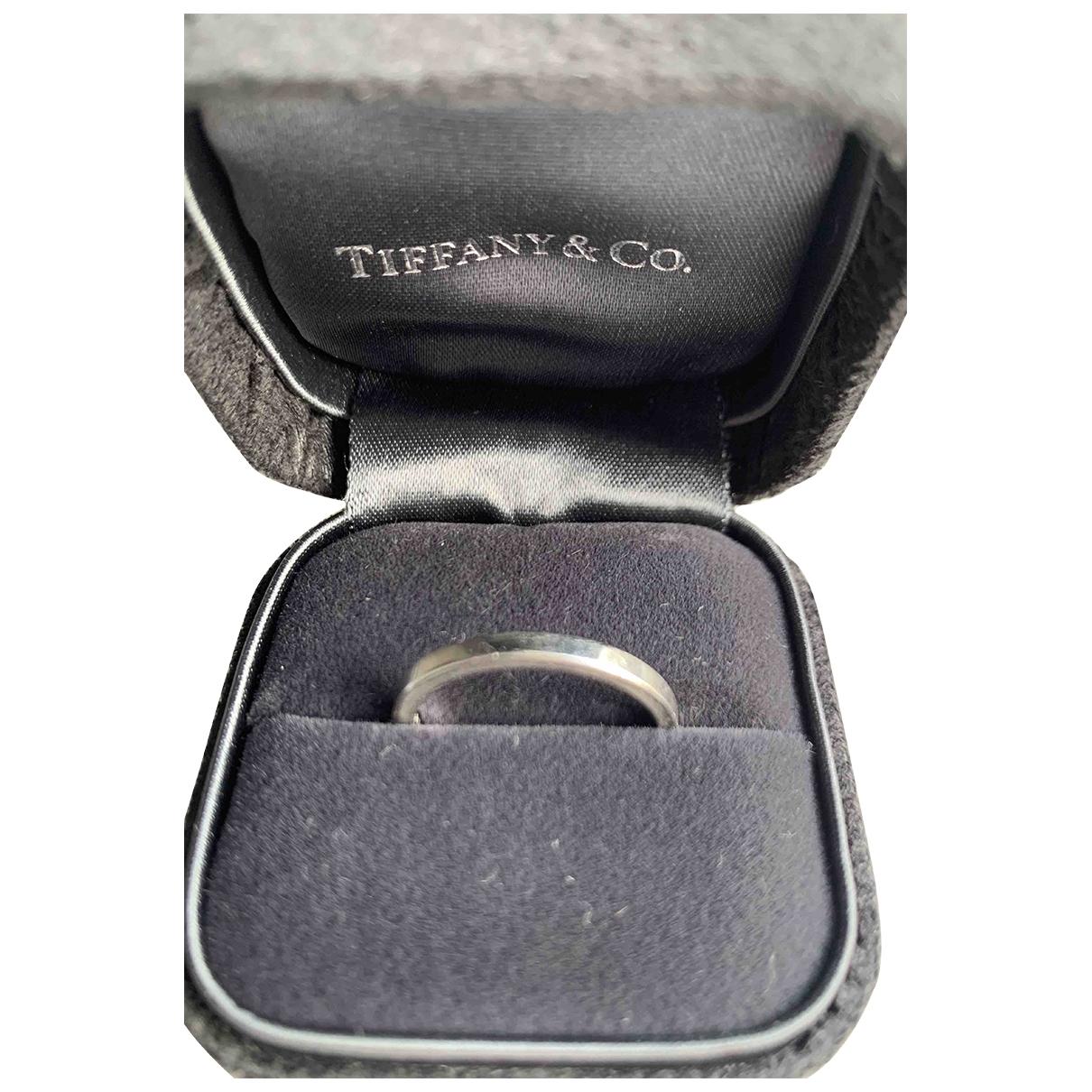 Anillo de Platino Tiffany & Co
