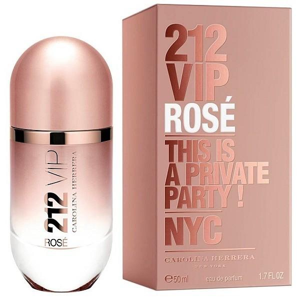 212 VIP Rose - Carolina Herrera Eau de parfum 50 ML