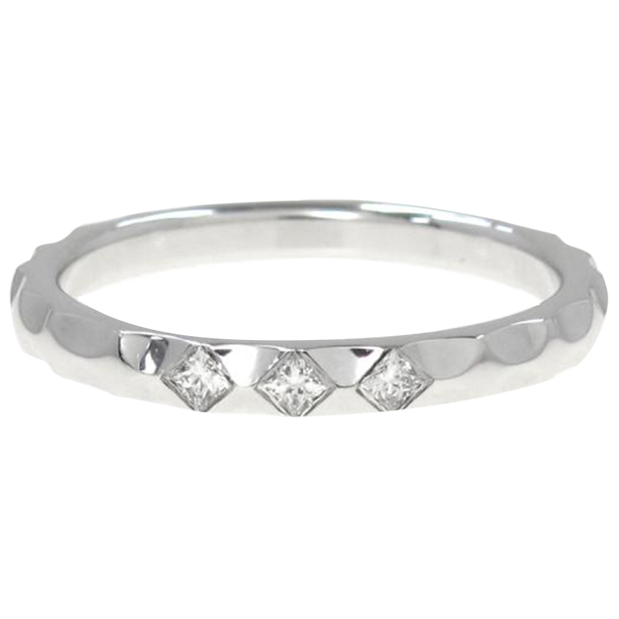Louis Vuitton \N Ring in Weissgold