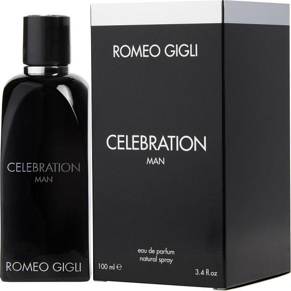 Roméo Gigli - Celebration Man : Eau de Parfum Spray 3.4 Oz / 100 ml