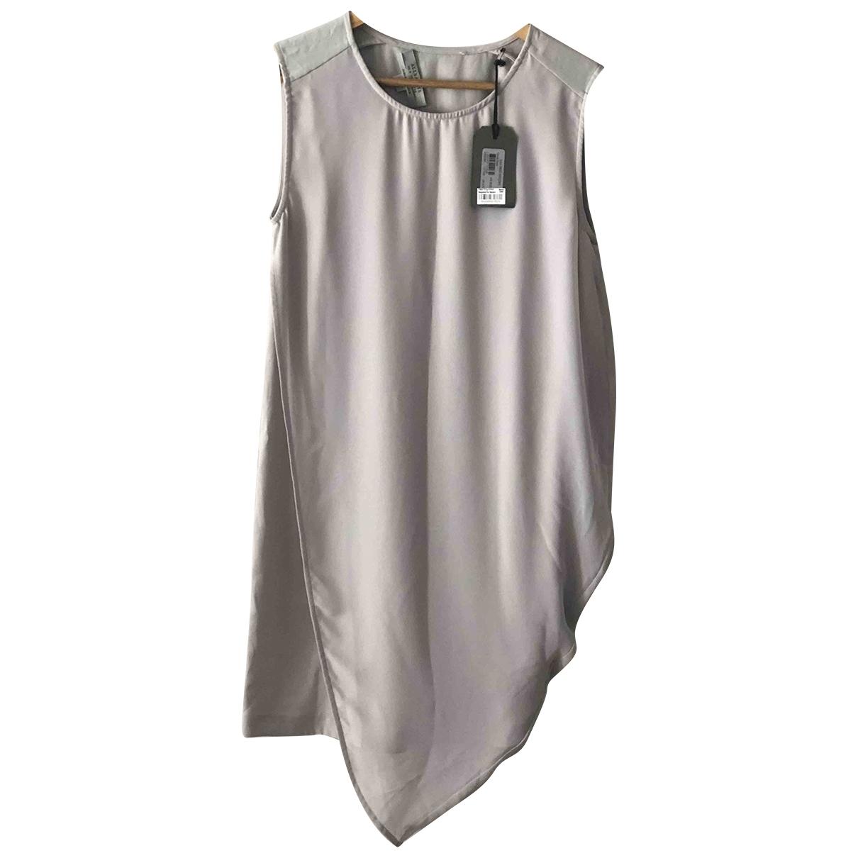 All Saints \N Beige dress for Women XS International