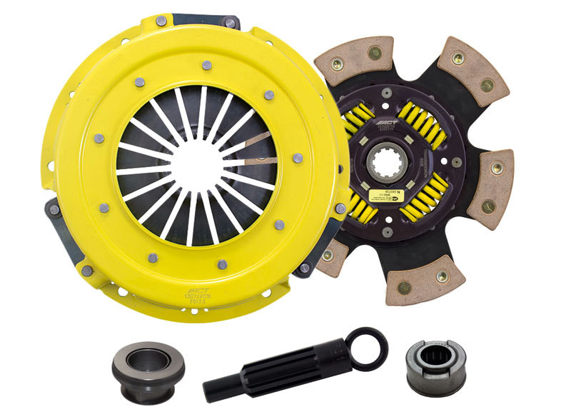 ACT FM1-SPG6 Sport/Race Sprung 6 Pad Clutch Kit Ford Mustang 86-95