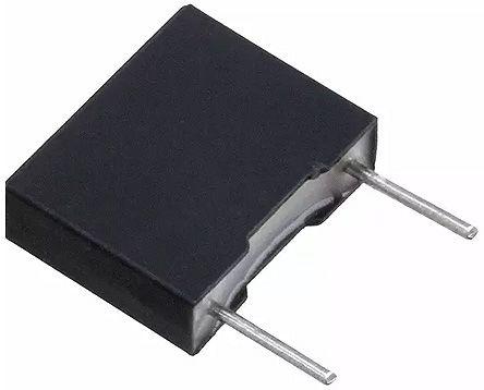 KEMET 100nF Polypropylene Capacitor PP 1.6kV dc ±5% Tolerance R76 Series (250)