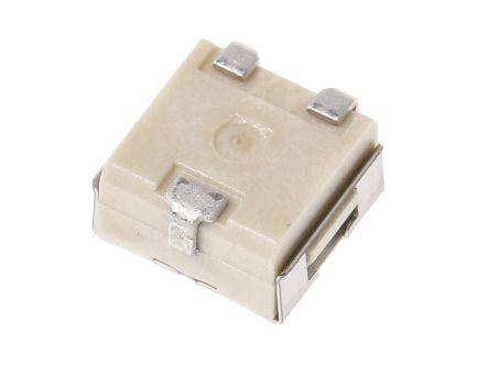 Bourns 1kΩ, SMD Trimmer Potentiometer 0.25W Top Adjust , 3314 (5)