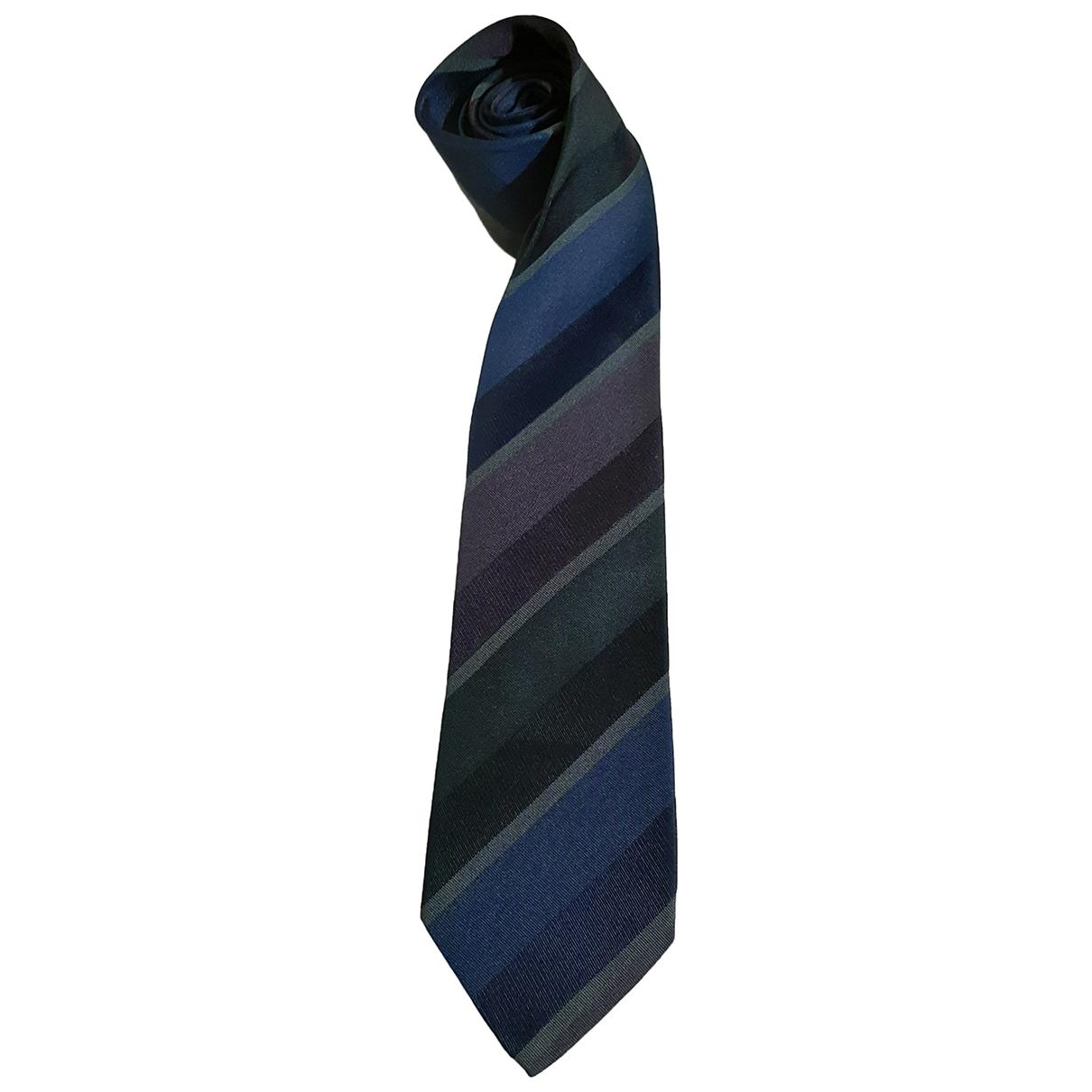 Christian Dior \N Multicolour Silk Ties for Men \N