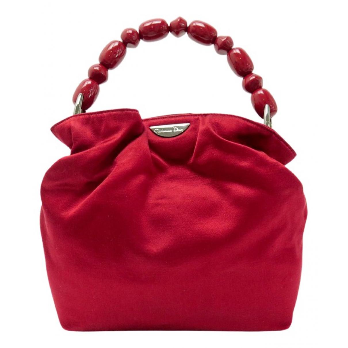 Dior N Red Silk handbag for Women N